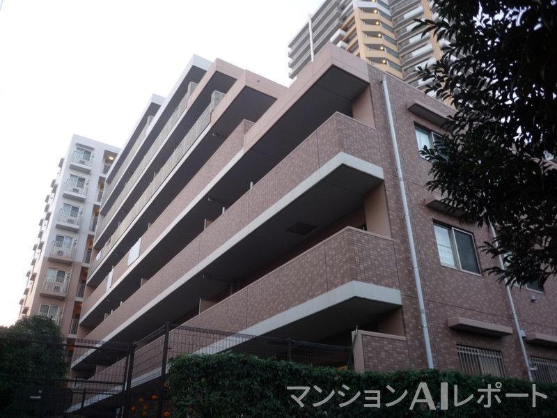 東京シティトリエTerrace棟