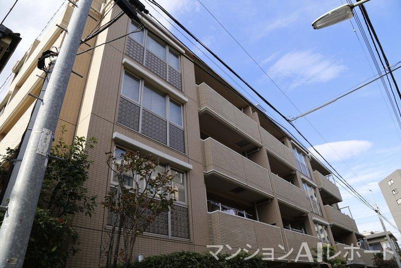 大井仙台坂レジデンス